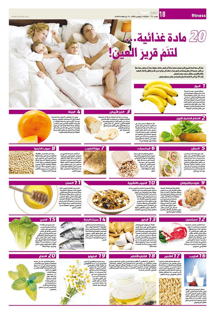 Arabic Newspaper - Health Food الاكل الصحي | Warba1976 | Flickr ARABIC NEWSPAPER - HEALTH FOOD الاكل الصحي | warba1976 | Flickr Recipes food newspaper