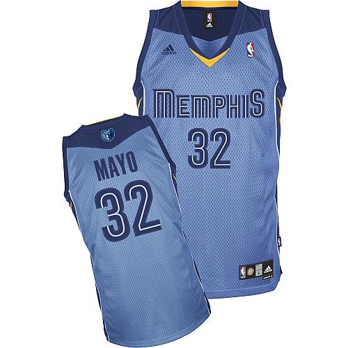 best sneakers 13913 018cd Memphis Grizzlies Light Blue Alternate Jersey | The Grizzlie ...
