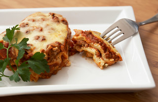 Meaty Lasagna 8of8 | by Food Thinkers
