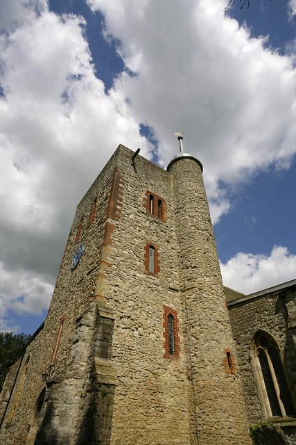 village church - yalding kent