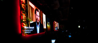Marc Benioff teams up with Symantec | by bocek.kevin
