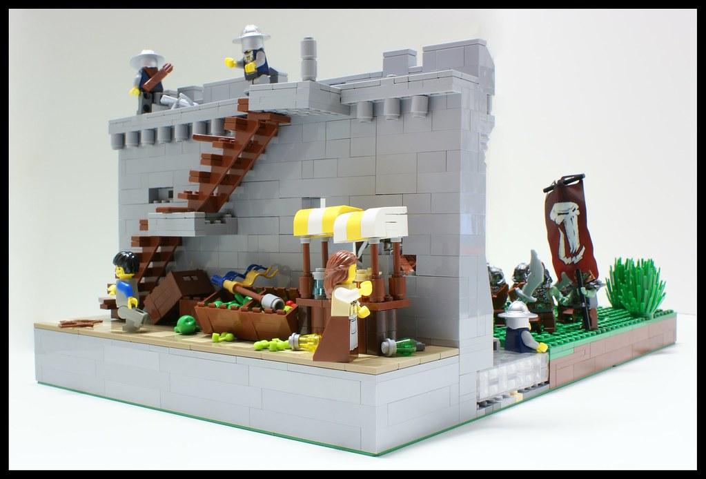 Castle Siege Castle Siege Entry For Classic Castle Colossa Flickr