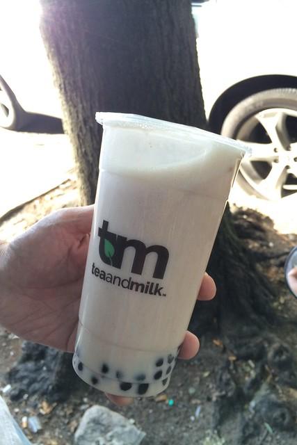 日, 2015-06-07 17:41 - Tea+Milk