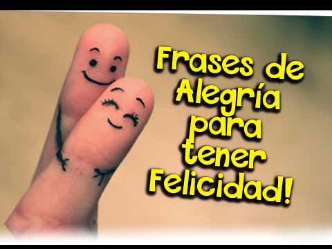 Imagenes Con Frases De Alegría Para Tener Felicidad Flickr