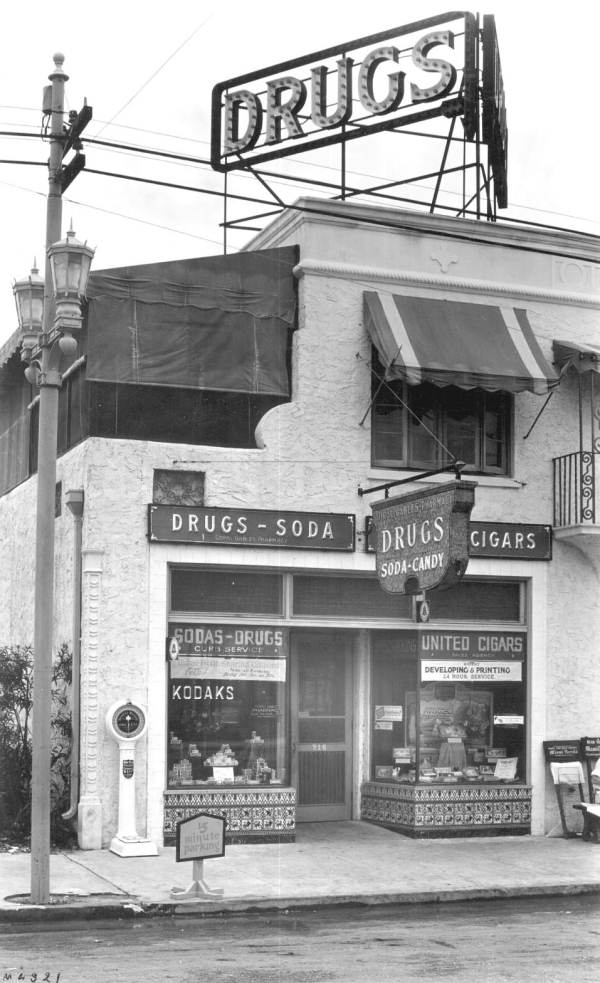 The Coral Gables pharmacy - Coral Gables