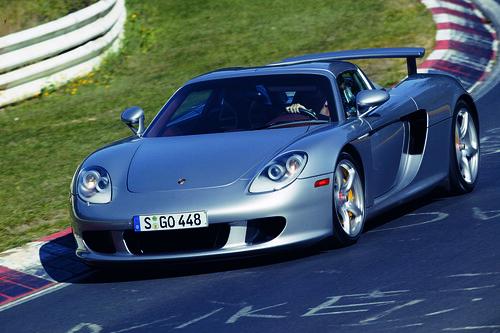 Porsche Carrera GT - 01 | by Az online magazin