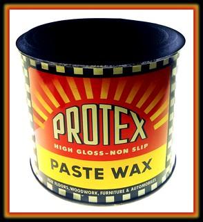 Protex Paste Wax Tin