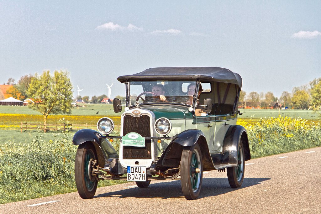 Chevrolet Ab National Touring 1928 0143 Manufacturer
