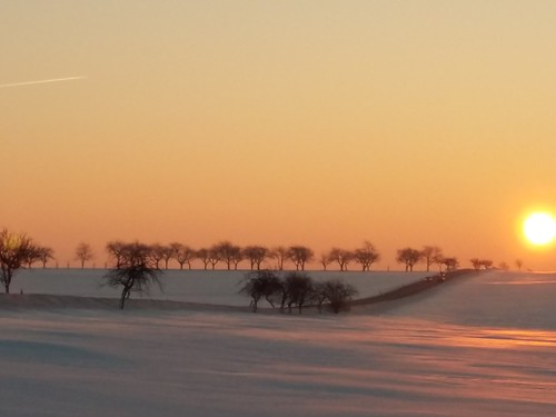 winter sonne sun schnee snow landschaft landscape himmel sky sonnenaufgang sunrise bäume trees arbres alberi sachsen saxony deutschland germany allemagne germania platinumheartaward