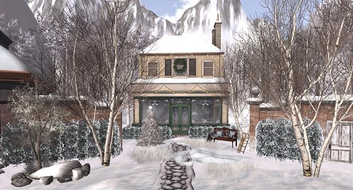 Winter Landscape Village (Shop) | by Hidden Gems in Second Life (Interior Designer)