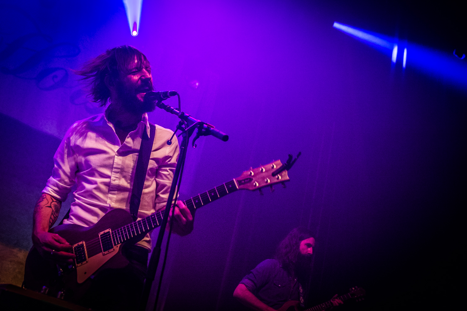 Band Of Horses @ Ancienne Belgique (© Timmy Haubrechts)