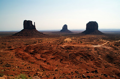 Monument Valley, Utah.