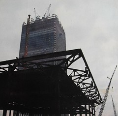 1970s WORLD TRADE CENTER Under Construction Vintage Photo WTC New York City | by Christian Montone