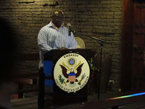 Manila US Ambassador Harry Thomas - Speech to the LGBT | by rockerfem