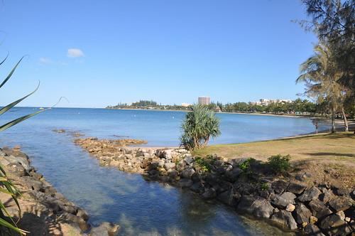 new beach de landscapes south province baie noumea lanse vata anse nouméa absolutelystunningscapes southprovince caledonia