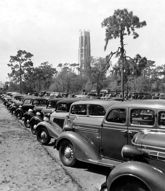 Bok Tower... THEN