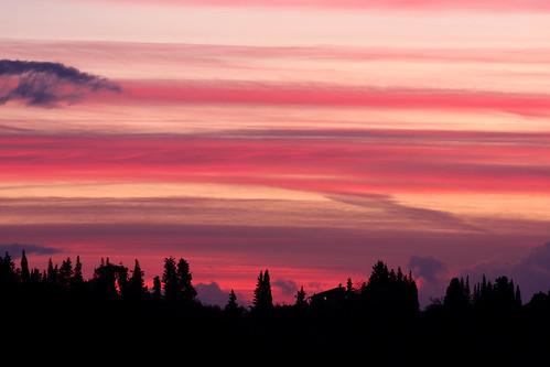 "sunset sky italy nature colors clouds canon geotagged italia natura tuscany chianti toscana ef70200f4l impruneta theme"" eos40d six72 skyascanvas ""sky"