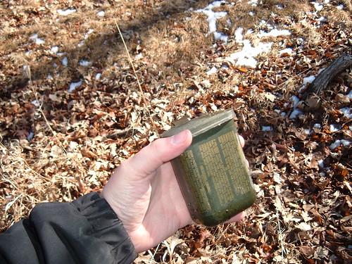 geocaching geocache decon smallcache