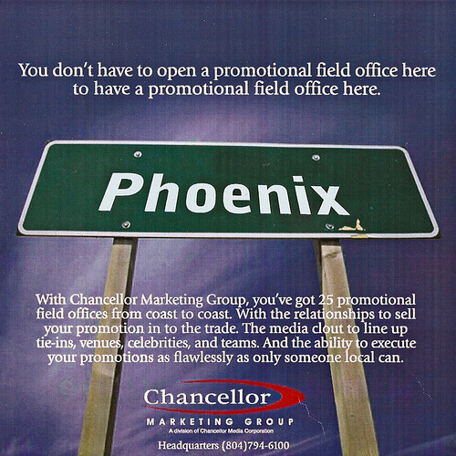 Chancellor Marketing Group | by Bright Orange Advertising