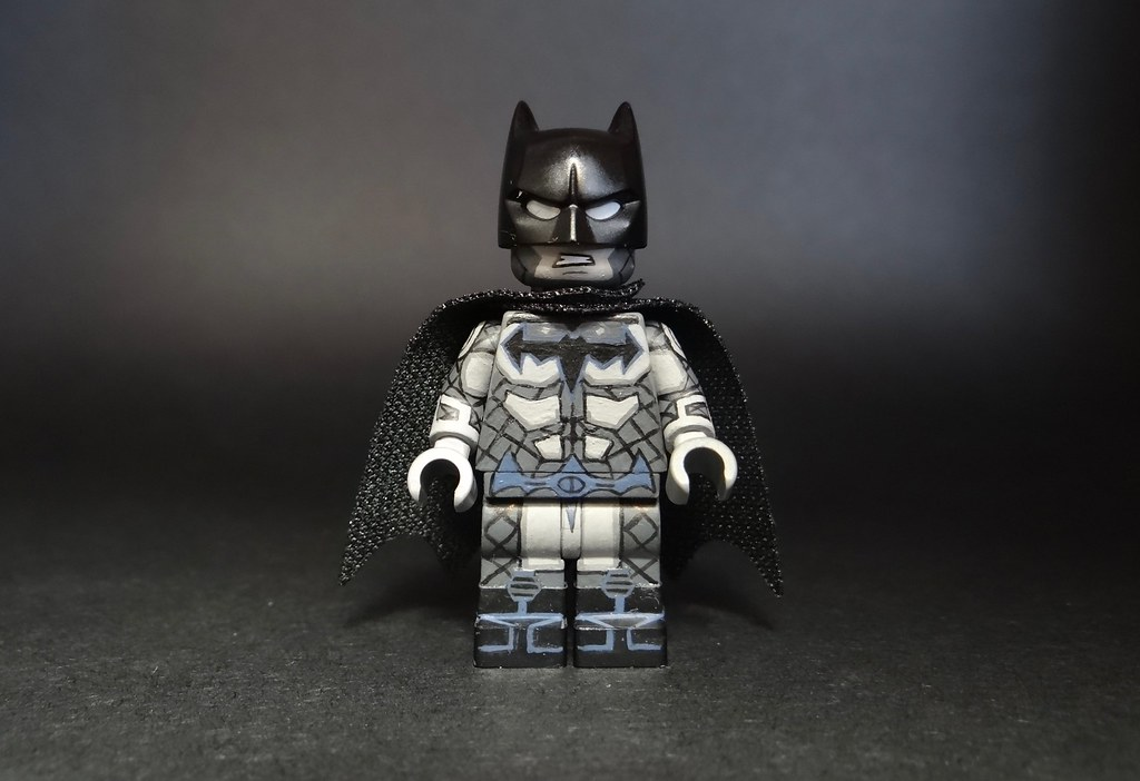 Lego Smallville - Batman | Making this has been like some so