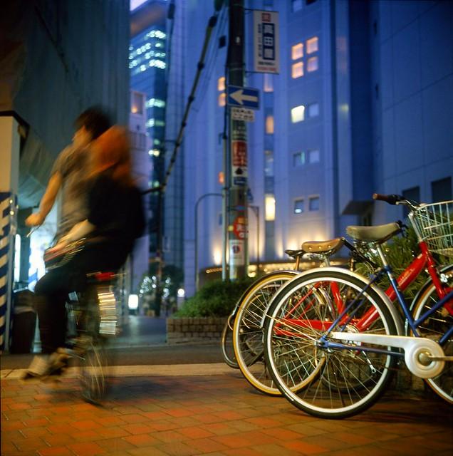 Sweet night in Osaka
