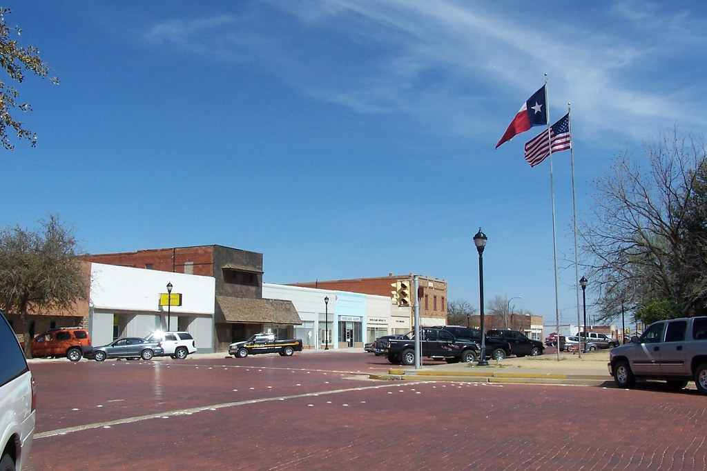 Beautiful Downtown Lamesa, Texas | LaMesa is the county seat… | Flickr