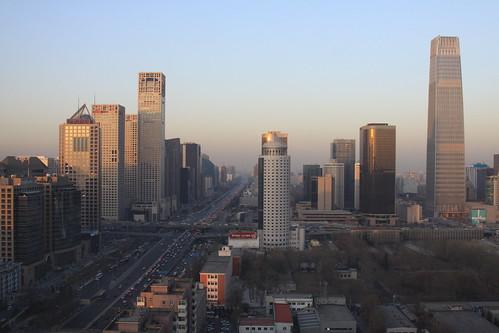 Beijing City   by Kentaro IEMOTO