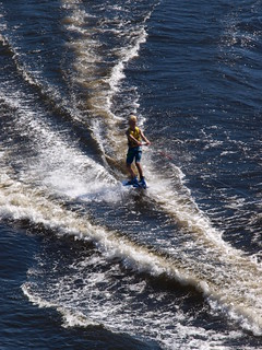 Waterskiing on the Nepean River | by Photography Perspectiv