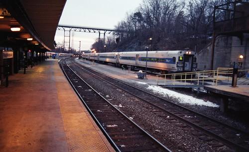 Exterior: Poughkeepsie Train Station
