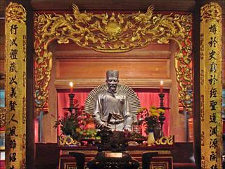 Institut des Fils de l'Etat (Temple de la littérature, Hanoi)   by dalbera