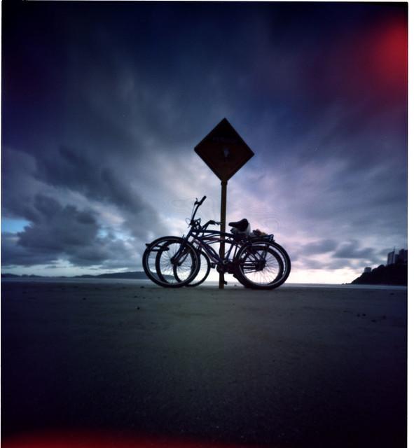 bicicletas em Santos