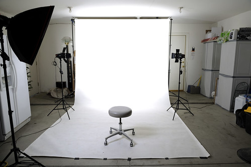 Studio In The RAW: High Key Set-up | by Antiporda Productions LV, LLC