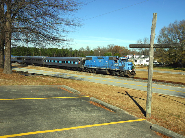L&C Santa Train 2006 4