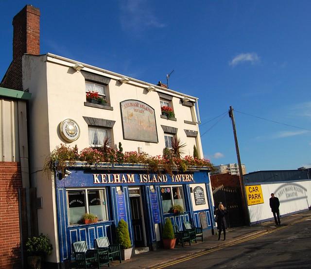 Sheffield pubs #2 The Kelham Island Tavern
