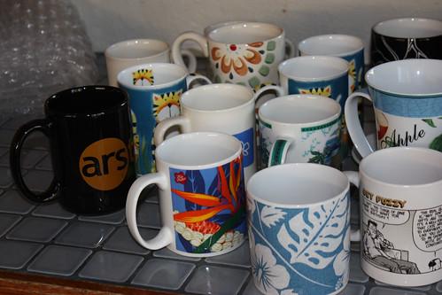 Coffee and Tea mugs