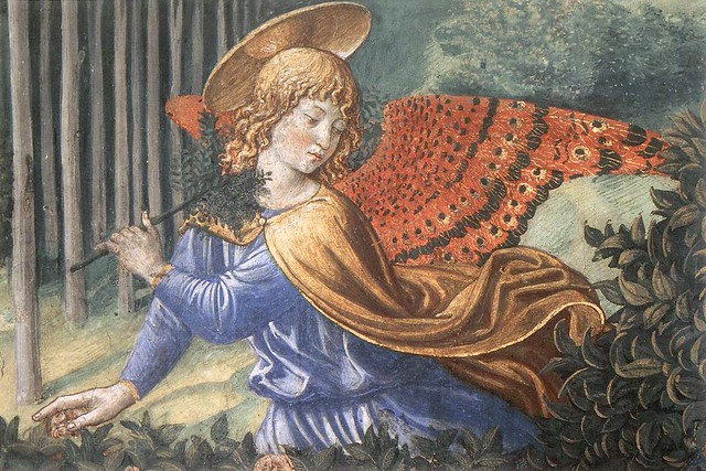 Benozzo Gozzoli - Angel