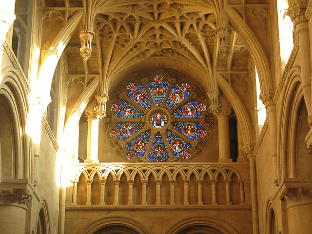 Rose Window, Christ Church