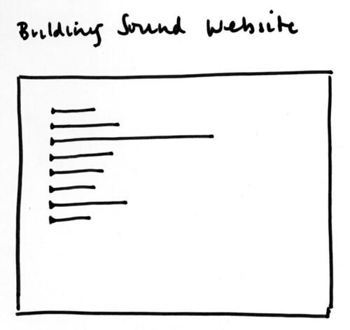 buildingsound sketch
