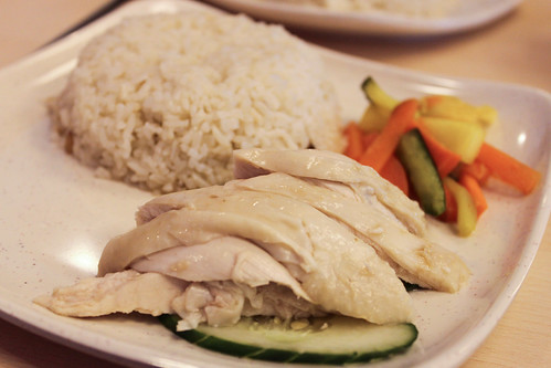 Singapore Chicken Rice | by karlaredor