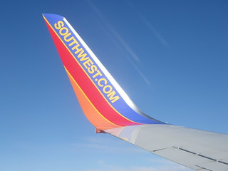 View From Onboard A Southwest Airlines Flight | by cseeman