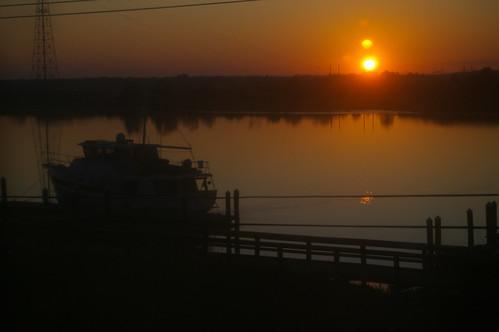 sunrise river boat nanticoke
