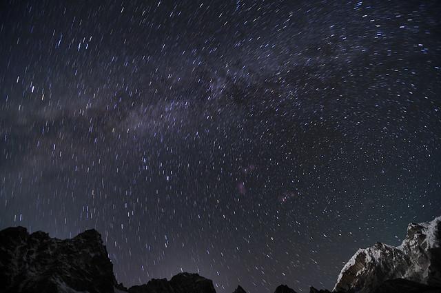 Starry Night, Dzhongla