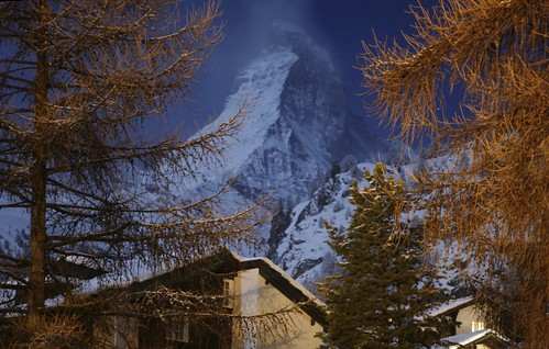 2009_12_30_moonlit_matterhorn | by dsearls
