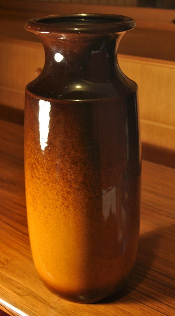 Scheurich Keramik Lava Vase 239 41 Graeme Hall Flickr