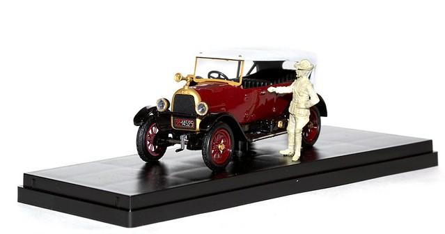 Fiat 501 Gabriele D/'Annunzio Fiume 1919 1:43 Model RIO