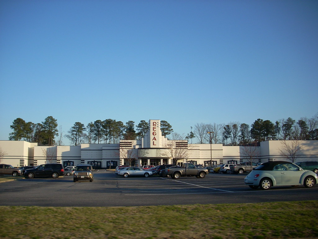 Regal Cinemas | Regal Cinemas (62,838 square feet) 100 Regal… | Flickr