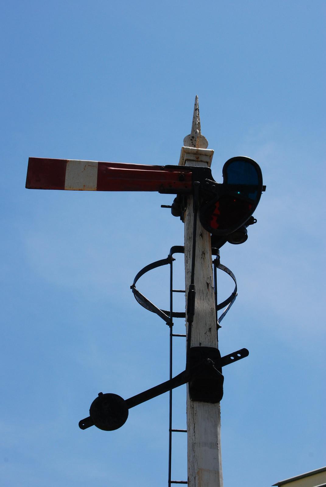 Lower Quadrant Signal by Tim Pruyn