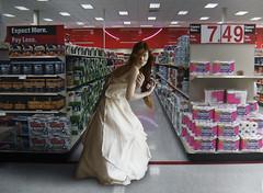 Shopping - Despair | by David Blackwell.