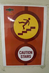 2010-03-25: Caution Stairs | by flux.org.uk