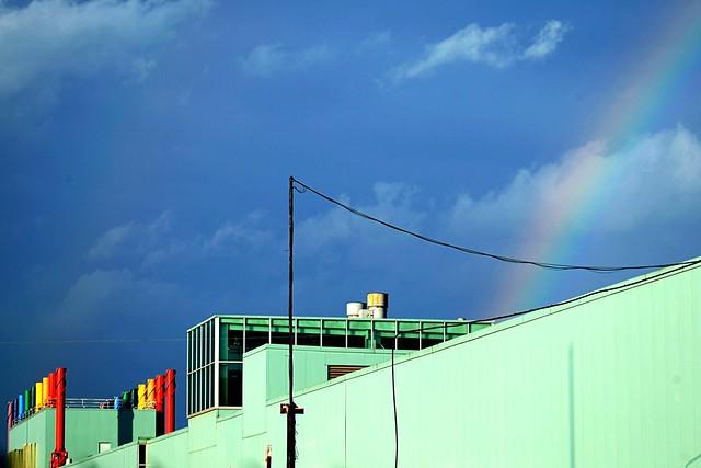 Rainbow and Crayons